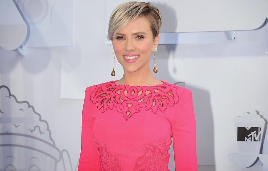 Scarlett Johansson faz tsedacá