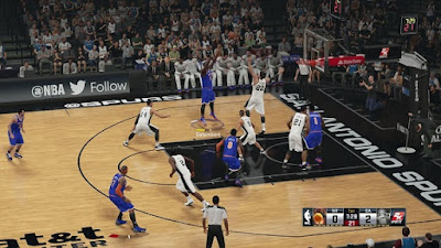 Picture: NBA 2K15 Apk