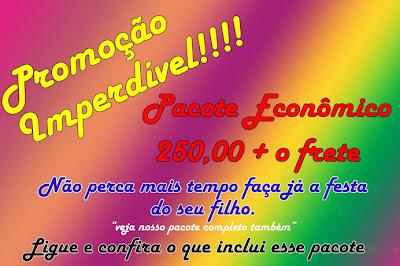 CONFIRA NOSSA PROMOÇÃO!!