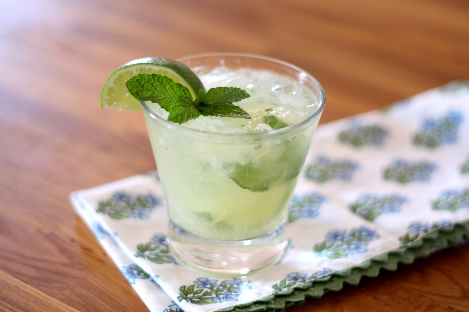 pineapple arugula mint mojitos recipes dishmaps pineapple arugula mint ...