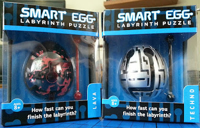 Smart Eggs Maze Puzzles for age 8 plus