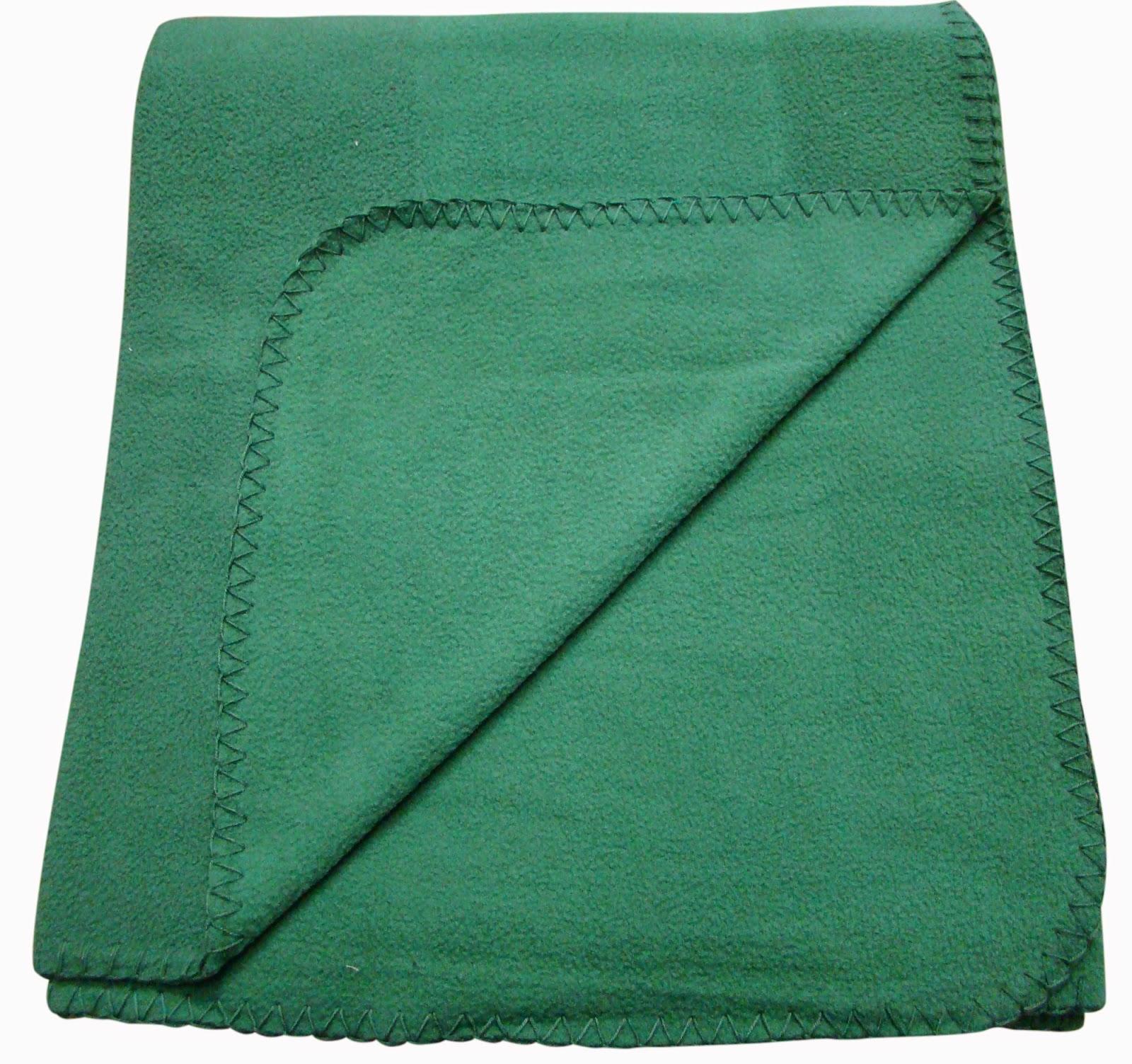 Fleece Polyester Throw