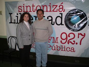 Apicultura en la Radio (18/06/2011)