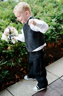 Toddler Tuxedo