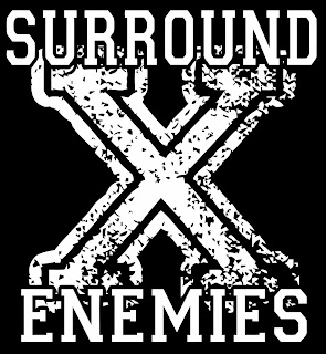 surround x enemies лого