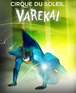 Oh-Wheezers: Cirque du Soleil : Varekai in Manila 2011