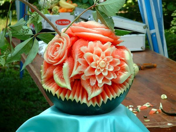 vegetablecarving281929 - Vegetable and Fruit Carvings