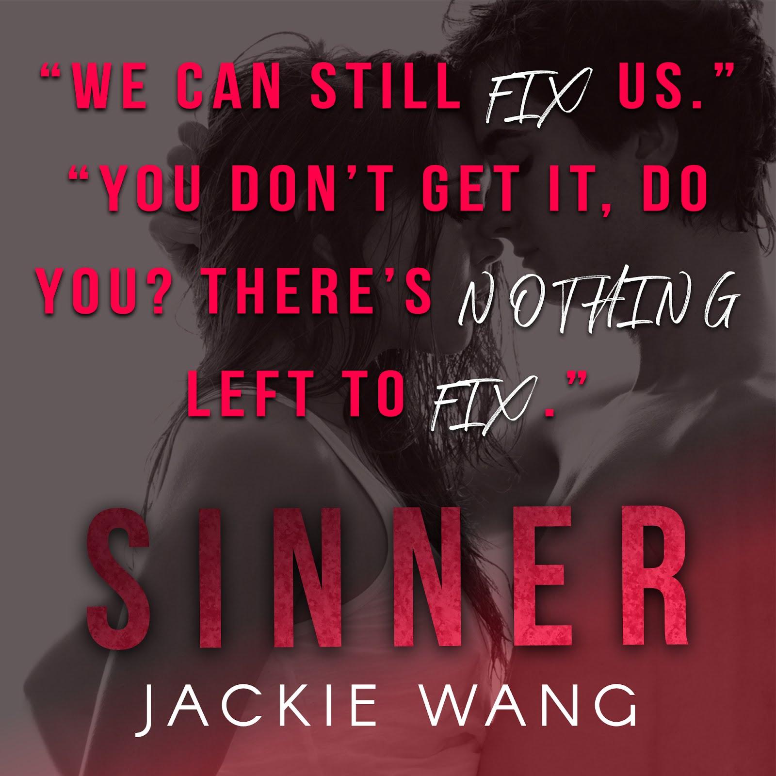 Sinner Release Blitz