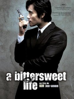 A Bittersweet Life, Korean Movie Poster