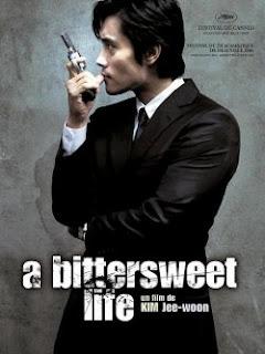 A Bittersweet Life, Korean Movie Poster