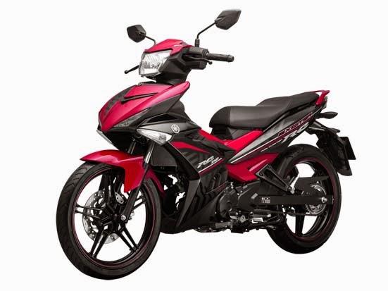 Yamaha Exciter 150 FI Red