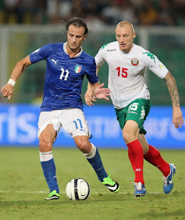 Alberto Gilardino Back to Serie A with Palermo