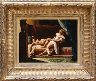 Théodore Géricault Les Trois Amants