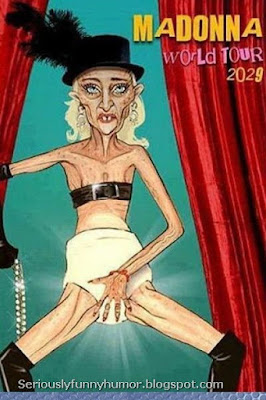 Madonna World Tour 2029