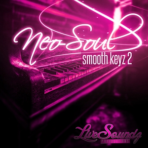 Live Soundz Productions - Neo Soul Smooth Keyz 2