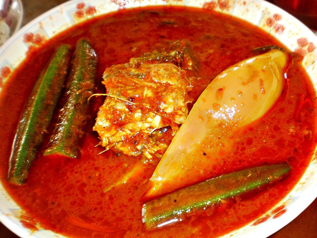 Resepi Asam Pedas Ayam Daun Limau Purut Copd Blog O