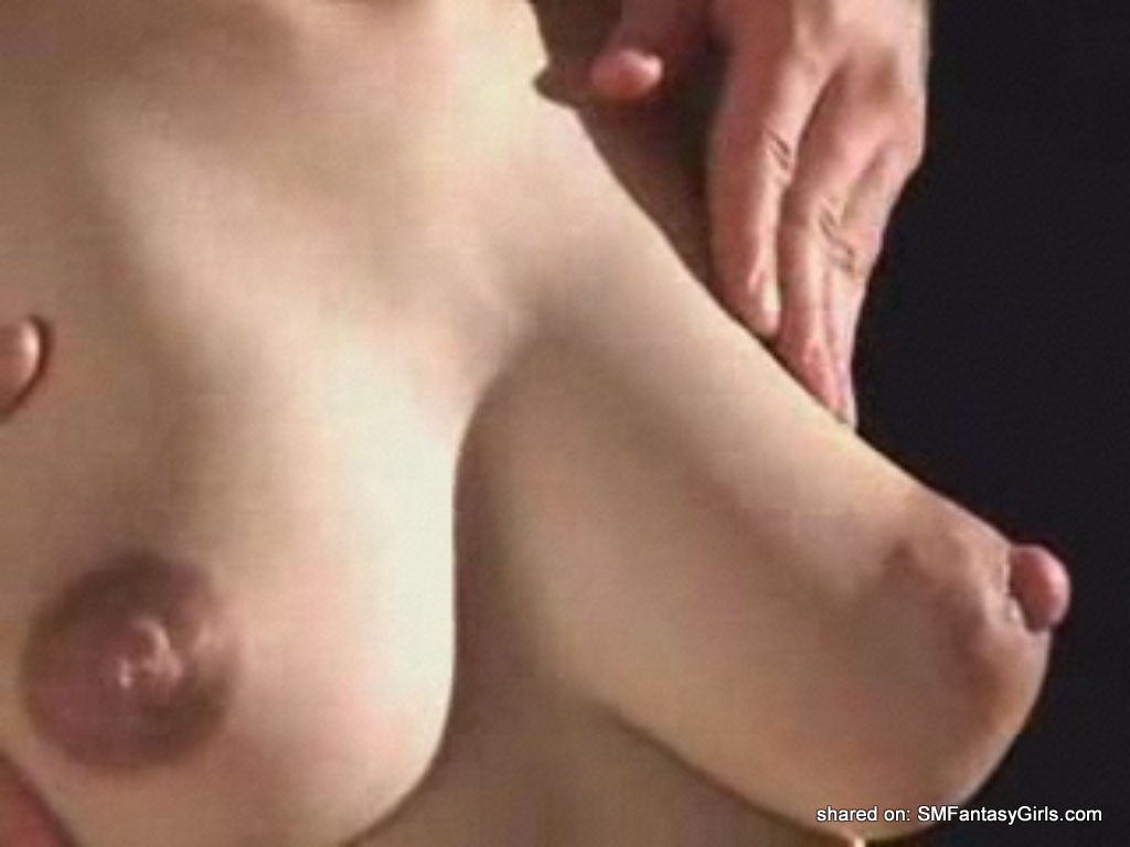 asian puffy nipples