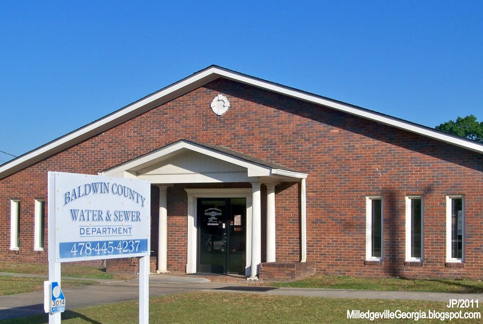 Baldwin County Building Dept