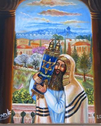 Герои Танаха: Моше рабейну