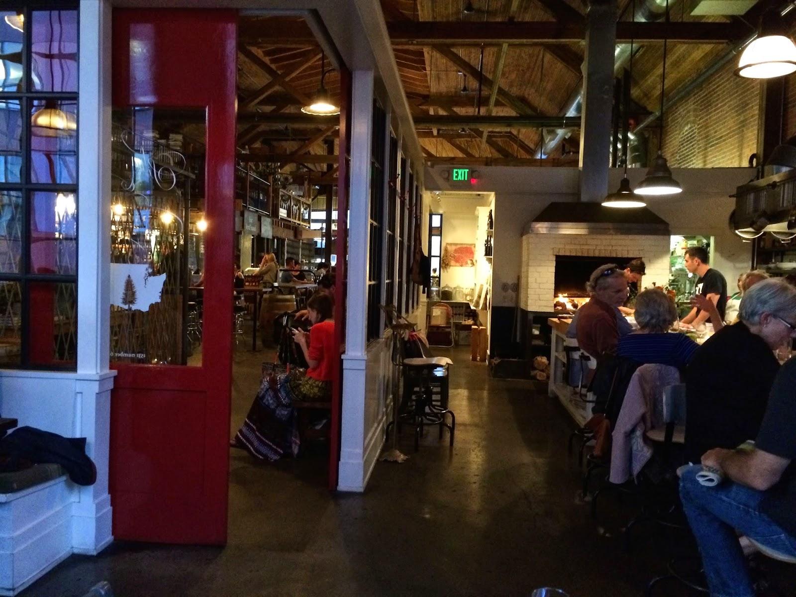 Sitka & Spruce, Seattle