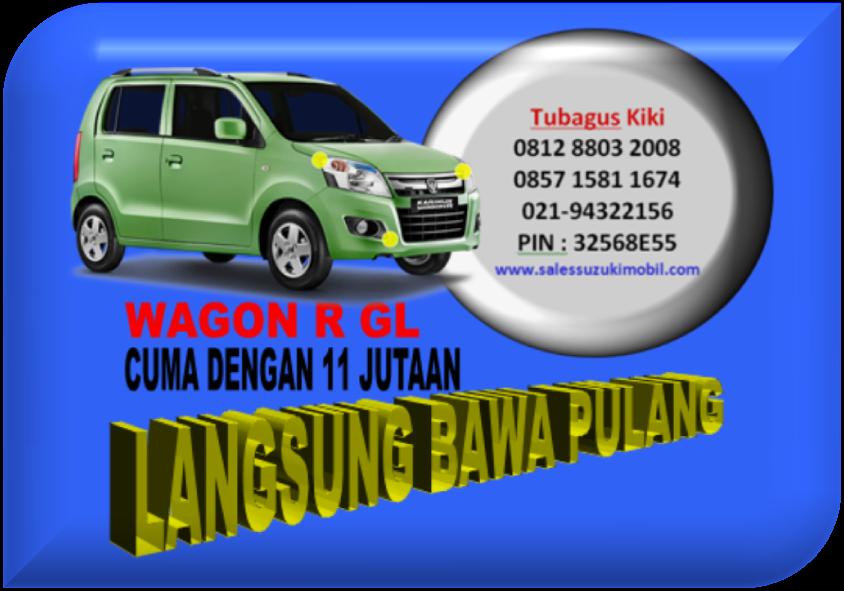 PROMO SUZUKI KARIMUN WAGON R GL & GX AWAL TAHUN di 021-94322156