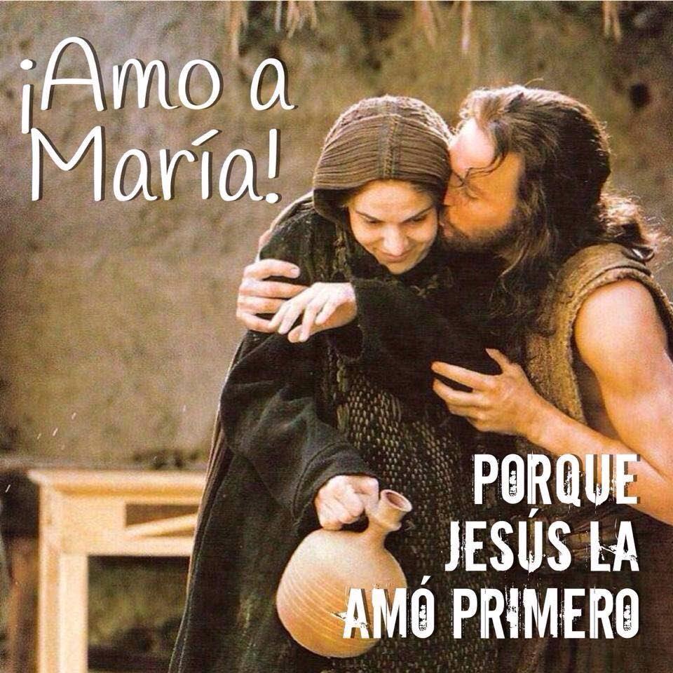 Amor A La Virgen María