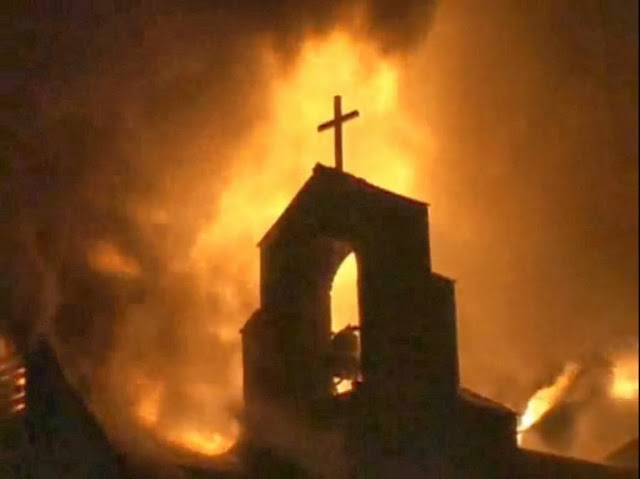 Persecution of Christians getting worse