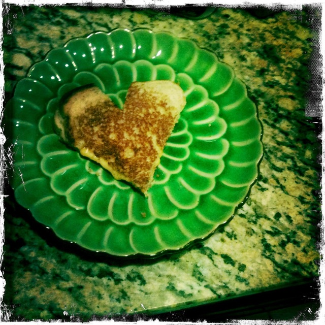Heart shaped food ideas