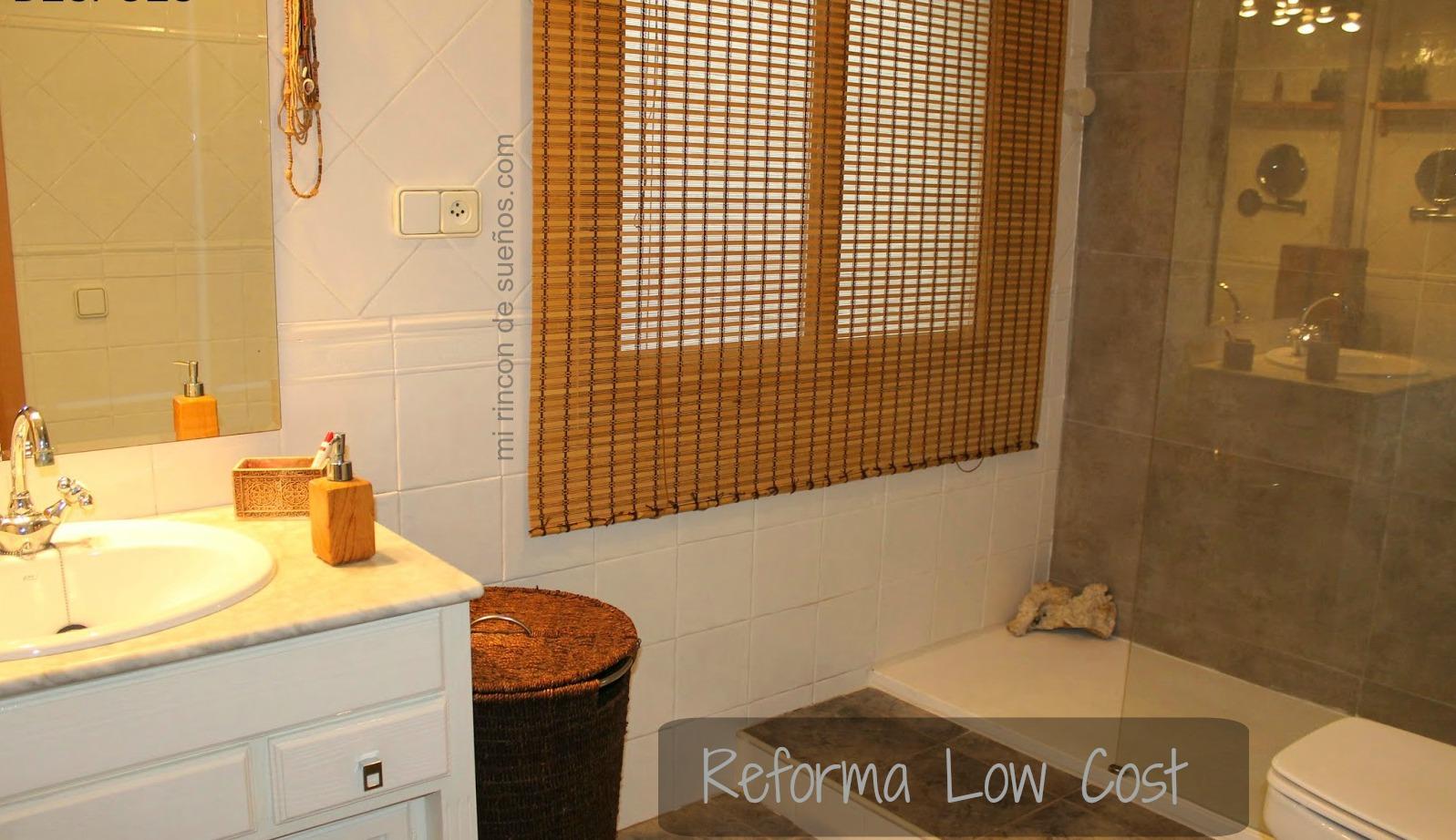 Mi rinc n de sue os reforma low cost la casa del a o - Reforma low cost ...