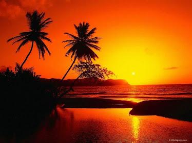 alangkah indahnya bila kedamaian itu selalu ada...