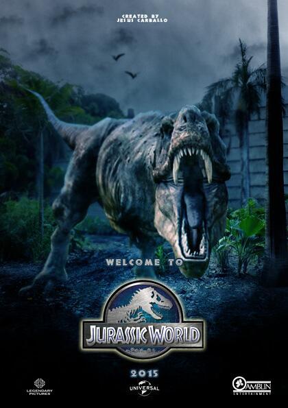 Jurassic World (2015) จูราสสิค เวิลด์ HD