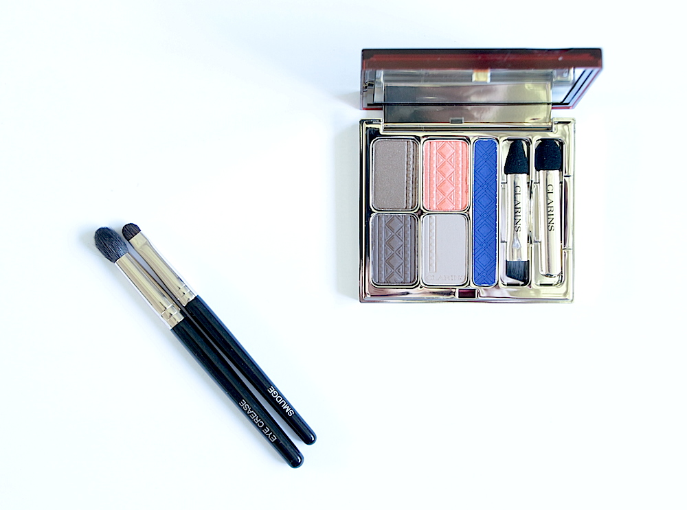 clarins palette été 2014 colours of brazil avis test swatch