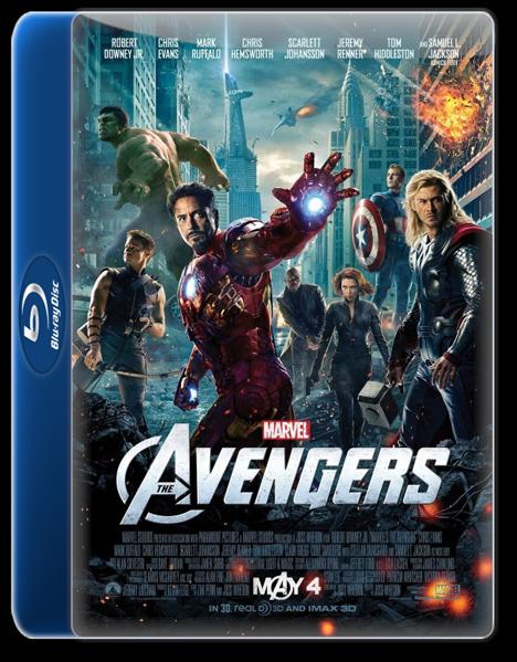 The Avengers 2012 ดิ อเวนเจอร์ส