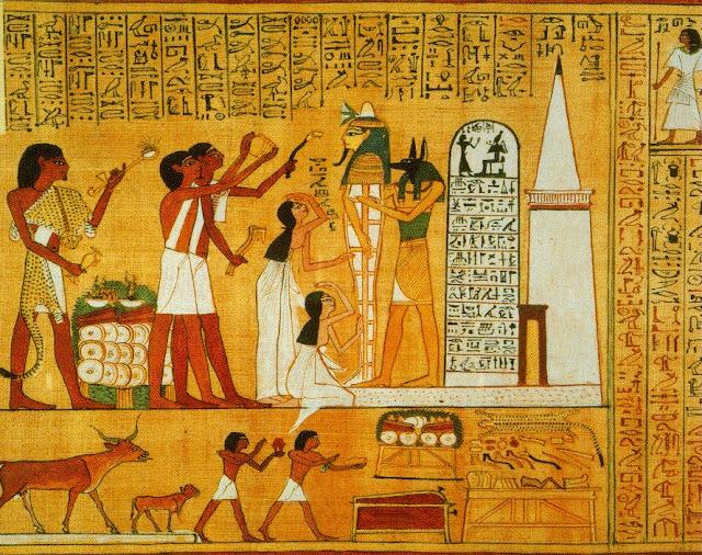 egypt papirus
