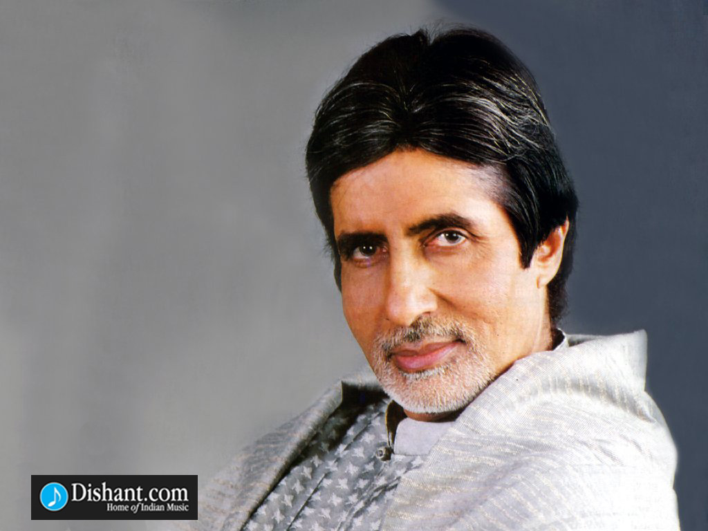 Amitabh Bachchan - Wallpaper