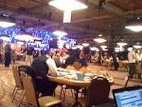 Start of Day 6 of the 2011 WSOP Main Event