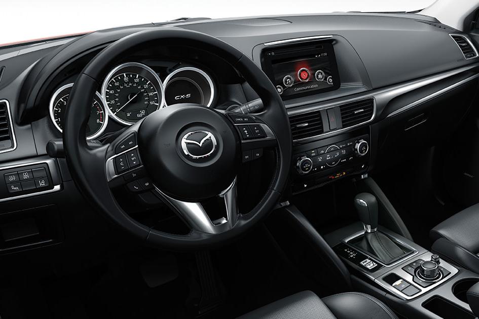 2015 Mazda CX-5 SUV by Mazda Indonesia