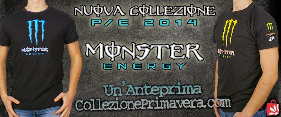 Monster Energy Abbigliamento