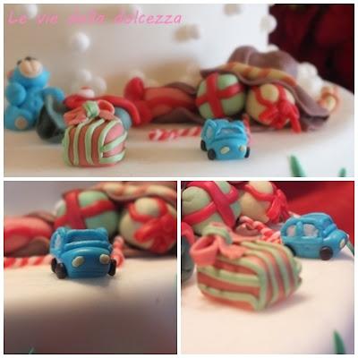 pasta di zucchero cake topper