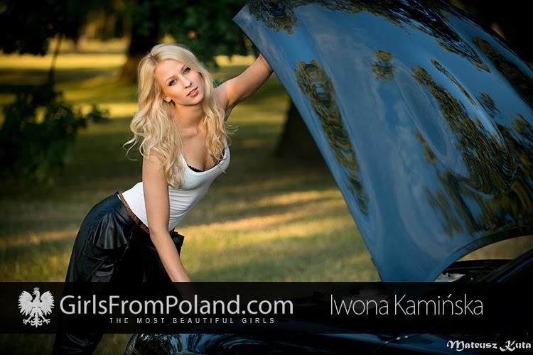 Iwona Kamińska Girls From Poland