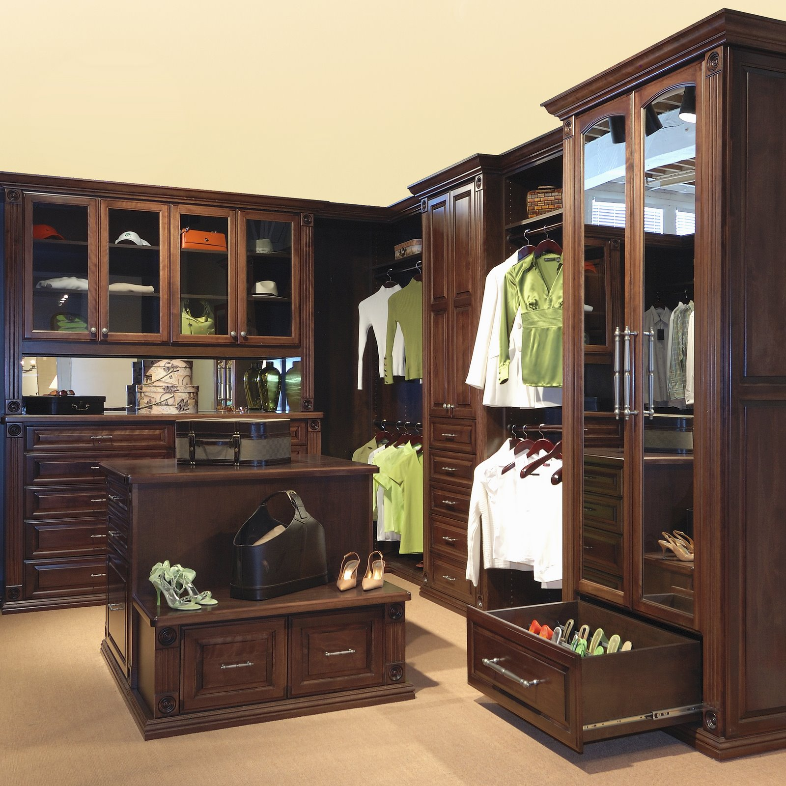 Custom Closet Ideas Designs: Malka In The Closet: CUSTOM CLOSET WARDROBE
