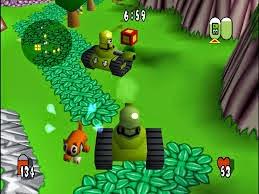 game gratis Team Buddies PS1 tanpa emulator