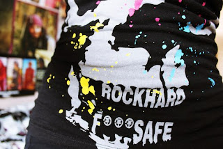 † Rock Hard, F••k Safe! †