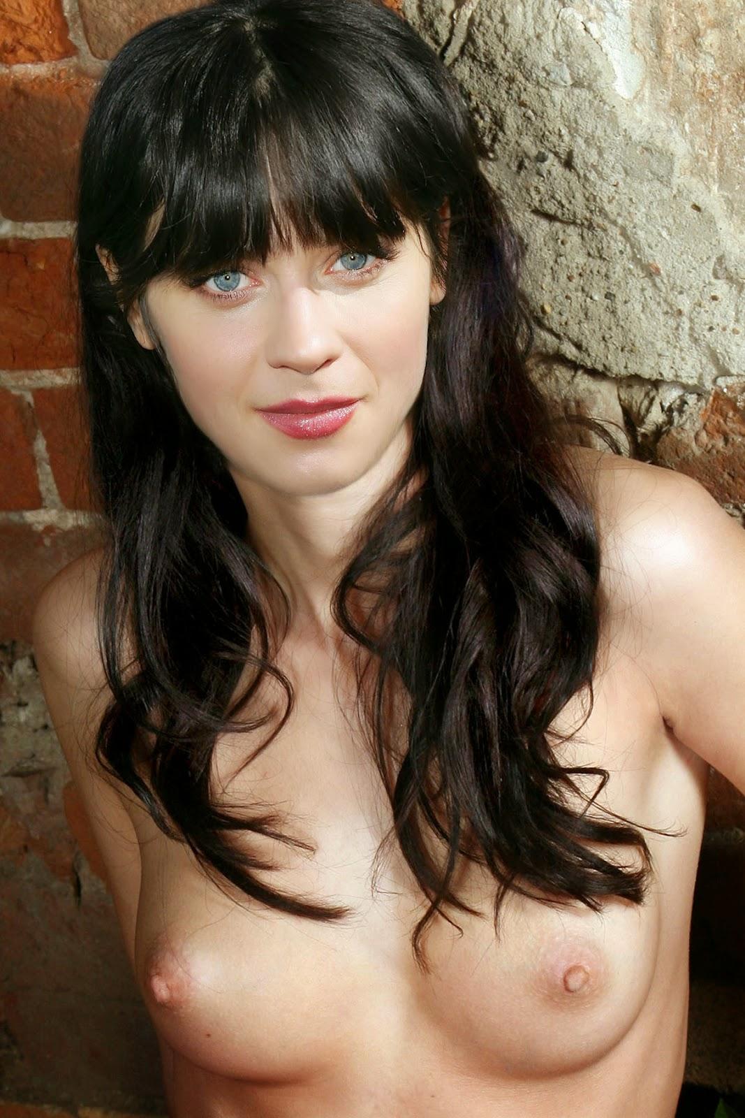 Nackt Bilder : Zooey Deschanel Sexy Naked Photos   nackter arsch.com