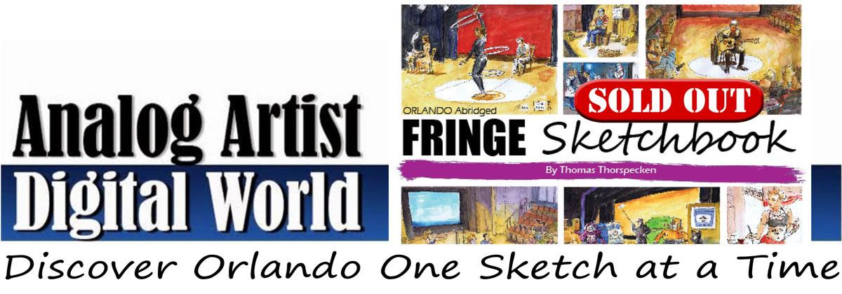 Analog Artist Digital World