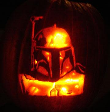 Guy Smiley S Guts Star Wars Pumpkins
