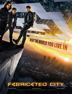 Poster de Fabricated City Online