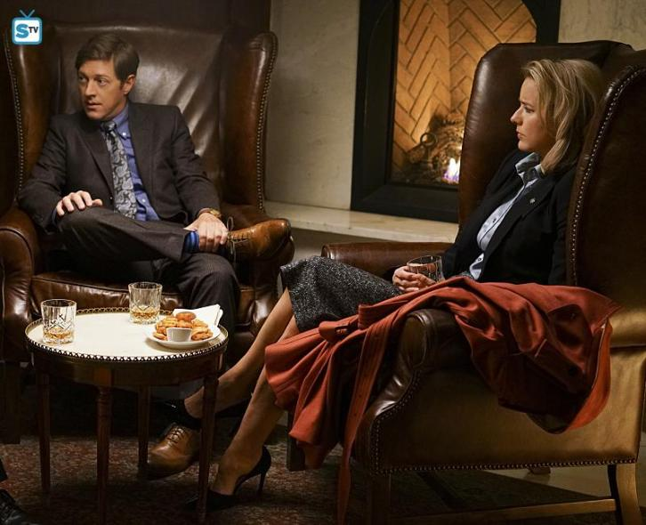 """Madam Secretary - Lights Out - Review: """"How to kick out Craig Sterling"""""""