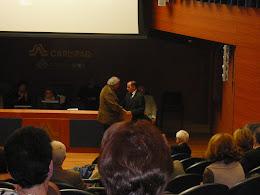 Premio Ju Zirè d'Oro 2013. Sono arrivato secondo.