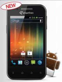 Browse: Home > Smartfren > [Review] Smartfren Andro Max - Android CDMA ...